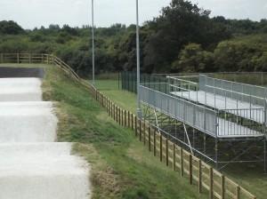 All types of fencing work undertaken